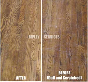 Hardwood Cleaning